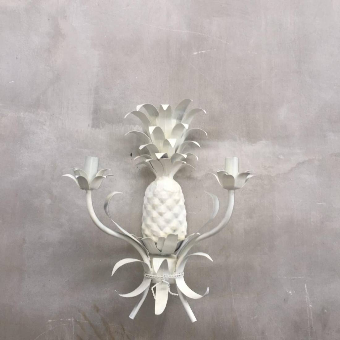Pineapple Wall Sconces