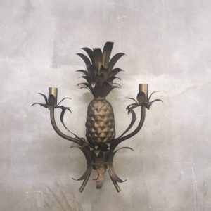 Pineapple Wall Sconce